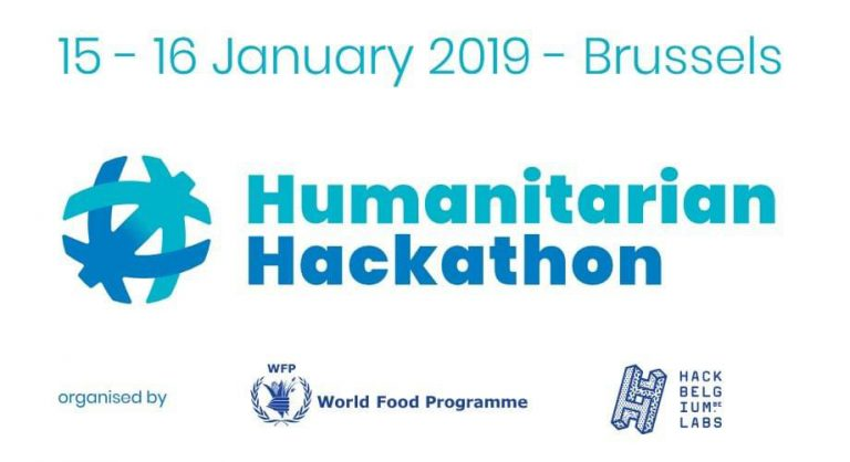 Humanitarian Hackathon in Brussels: Intys Data & Vadis Technologies